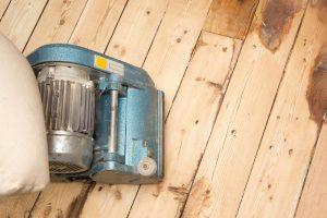 Hardwood Sanding and Refinishing