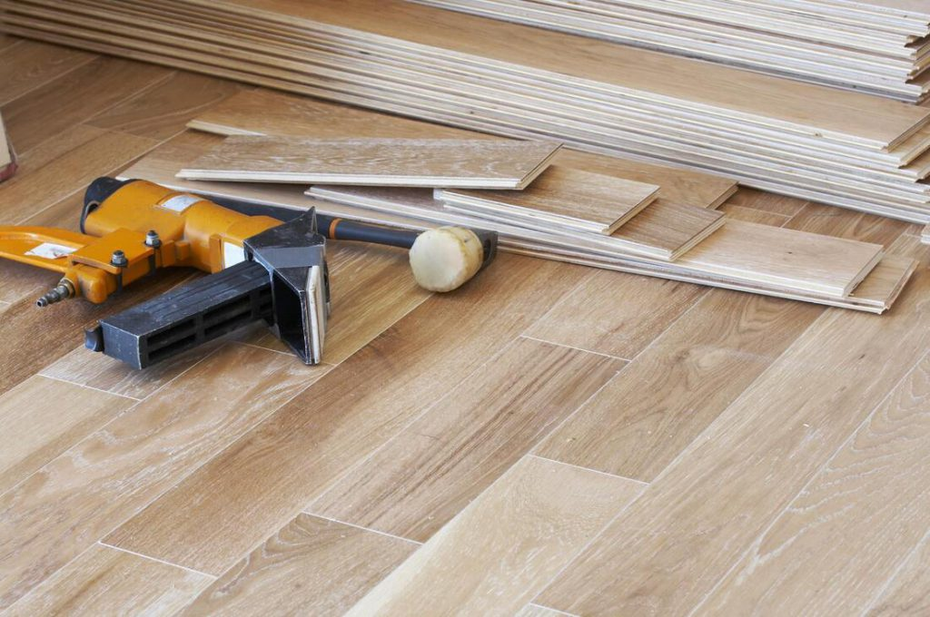 Hardwood Flooring Fairfax VA
